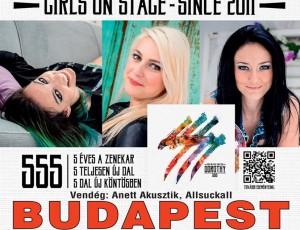 04.14. – Budapest felékszül!